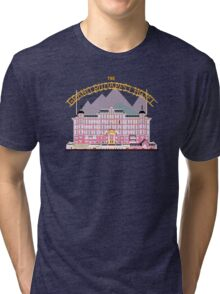 Why Do You Want To Be A Lobby Boy? Tri-blend T-Shirt
