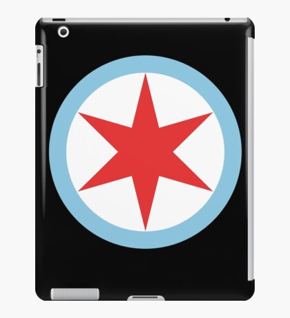 Captain Chicago (Clean) iPad Case/Skin