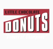 Little Chocolate Donuts Baby Tee