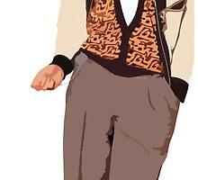 Ferris Bueller by Jes S