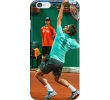 Roger Federer iPhone Case/Skin