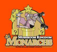 The Mushroom Kingdom Monarchs Kids Clothes