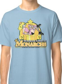 The Mushroom Kingdom Monarchs Classic T-Shirt