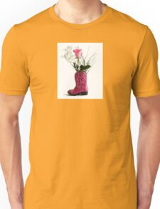 Cowgirl Rose Unisex T-Shirt