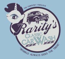 Rarity's Classic Car Wash One Piece - Short Sleeve