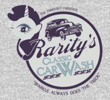 Rarity's Classic Car Wash Kids Clothes