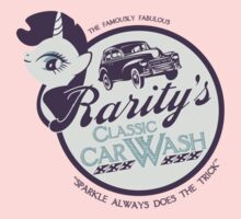 Rarity's Classic Car Wash Kids Clothes