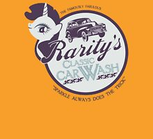 Rarity's Classic Car Wash Unisex T-Shirt