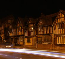 Lord Leycester Hospital by yampy