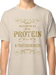 Beans for Vegetarians Classic T-Shirt