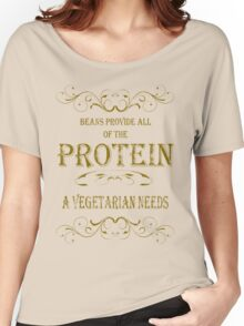 Beans for Vegetarians Women's Relaxed Fit T-Shirt