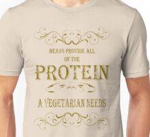 Beans for Vegetarians Unisex T-Shirt
