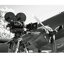 Mitchell movie camera DC-3 Photographic Print