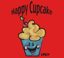 Happy Cupcake~(C) 2011 Kids Tee