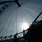 The London Eye by Ommik