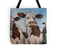 Til the cows come home.... Tote Bag