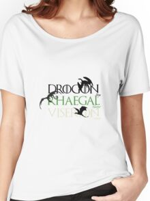 The Dragons Women's Relaxed Fit T-Shirt
