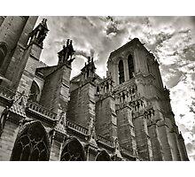 Notre Dame de Paris Photographic Print