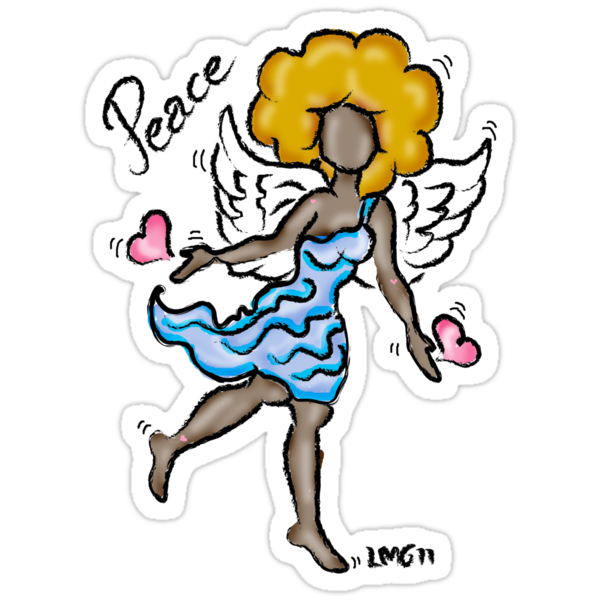 Peace~(C) by Lisa Michelle Garrett