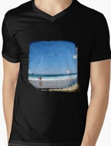 Sand & Surf - TTV Mens V-Neck T-Shirt
