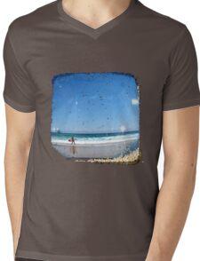 Sand & Surf - TTV Mens V-Neck T-Shirt