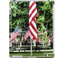 Fourth of July in Fairfield iPad Case/Skin