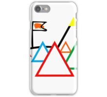 Campsite - Festival iPhone Case/Skin