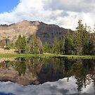 Hayden Peak Panorama by David Kocherhans