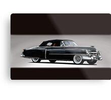 1953 Cadillac Eldorado Convertible VS Metal Print