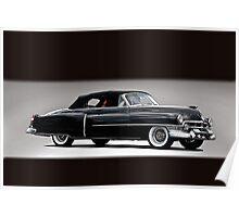 1953 Cadillac Eldorado Convertible VS Poster