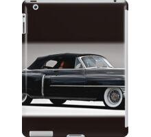 1953 Cadillac Eldorado Convertible VS iPad Case/Skin