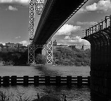 bridge by Lorena María