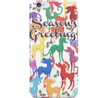 Season's Greetings iPhone Case/Skin