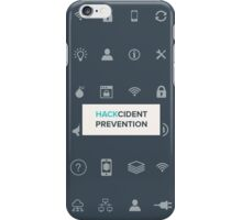 Hackcident Prevention Protective Phone Case iPhone Case/Skin