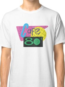 Cafe 80s – Back To The Future II, Marty McFly, Pepsi Perfect Classic T-Shirt