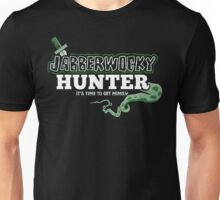 Jabberwocky Hunter Unisex T-Shirt