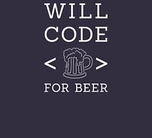 Will code for beer T-Shirt