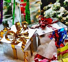 Bright Paper Packages Tied Up With Strings... by BBrightman