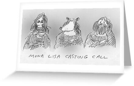 Don't call us ...  by Matt Mawson