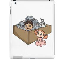 A Box of Trolls iPad Case/Skin