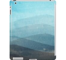 Aquamarine iPad Case/Skin