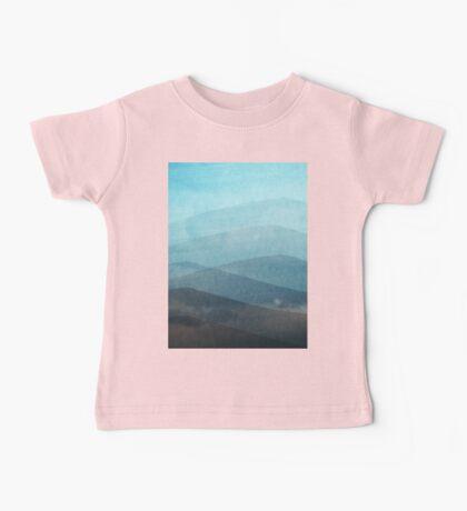 Aquamarine Baby Tee
