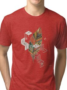 Plume & Flume  Tri-blend T-Shirt