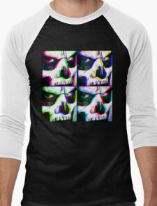 DON'T ADJUST YOUR SET - Papa Emeritus II Men's Baseball ¾ T-Shirt