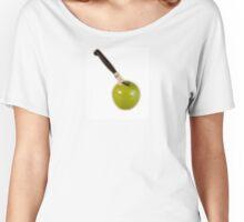 An Apple Women's Relaxed Fit T-Shirt