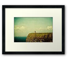 Strong Longing Framed Print