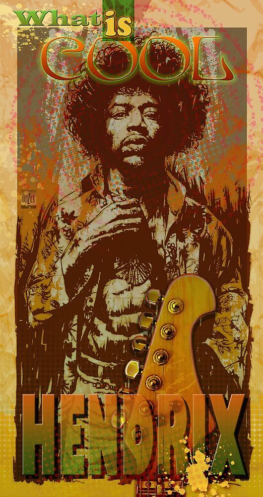 What is Cool-Hendrix by garthglaz