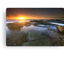 """It's the little things..."" ∞ Caloundra, QLD - Australia Canvas Print"