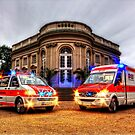 Emergency Medical Service by MarkusWill