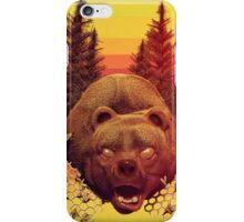 'OTSO-King of the Forest' iPhone Case/Skin